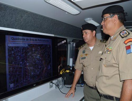 Operação na Capital Alagoana – ENW integra unidades móveis de monitoramento